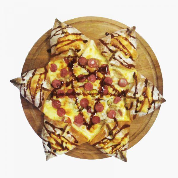 Пицца Звездочка в терияки